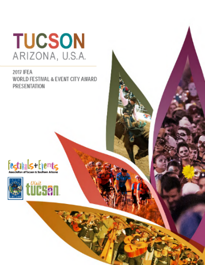 Tucson IFEA Entry document